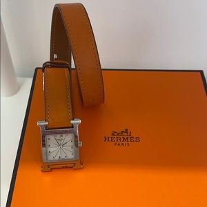 Hermès watch! 100 percent authentic!